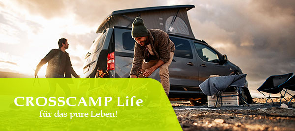 Crosscamp-Life - Hymer Center in Waldsee