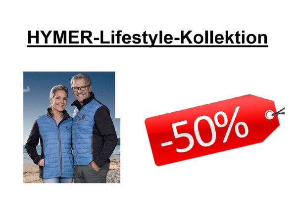 HYMER-Lifestyle-Kollektion